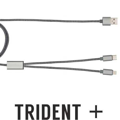Imagen de producto cable USB Trident Plus