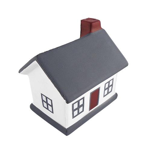 Pelota antiestres forma de casa
