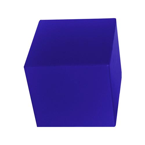 Pelota antiestres cubo