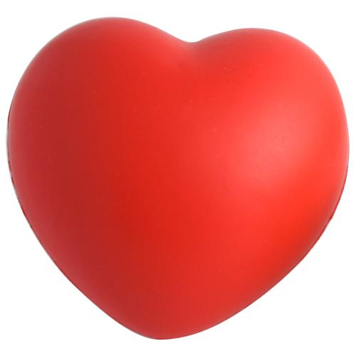 Pelota antiestres de corazón