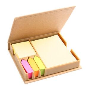 block de notas ecológico