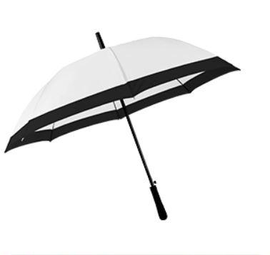 Portada de paraguas bitono