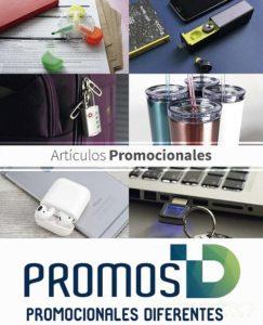 Portada de catalogo de promocionales